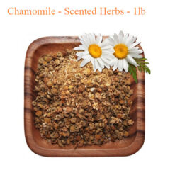 Botanical Escapes Herbal Spa Pedicure – Chamomile – Scented Herbs – 1 lb