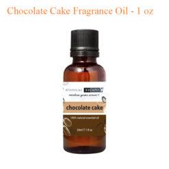 Botanical Escapes Herbal Spa Pedicure –  Chocolate Cake Fragrance Oil – 1 oz
