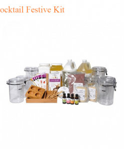 Botanical Escapes Herbal Spa Pedicure – Cocktail Festive Kit