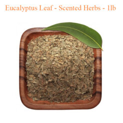 Botanical Escapes Herbal Spa Pedicure – Eucalyptus Leaf – Scented Herbs – 1 lb