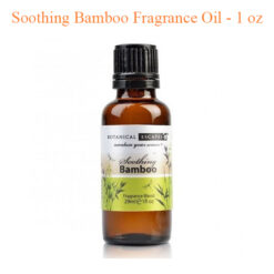 Botanical Escapes Herbal Spa Pedicure – ExoticTropics – Soothing Bamboo Fragrance Oil – 1 oz