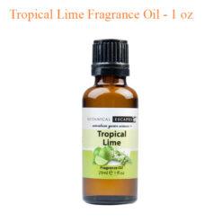 Botanical Escapes Herbal Spa Pedicure – Fruity – Tea Collection – Tropical Lime Fragrance Oil – 1 oz
