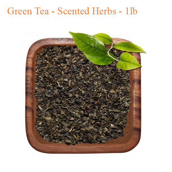 Botanical Escapes Herbal Spa Pedicure – Green Tea – Scented Herbs – 1 lb
