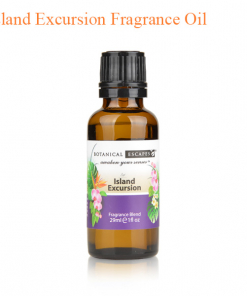 Botanical Escapes Herbal Spa Pedicure – Island Excursion Fragrance Oil