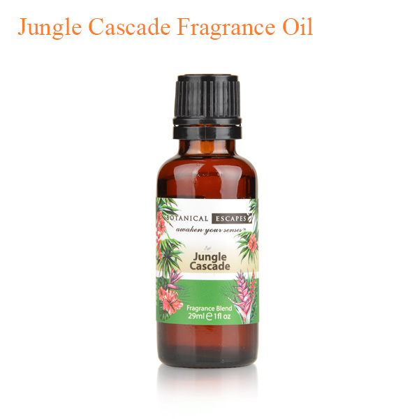 Botanical Escapes Herbal Spa Pedicure – Jungle Cascade Fragrance Oil