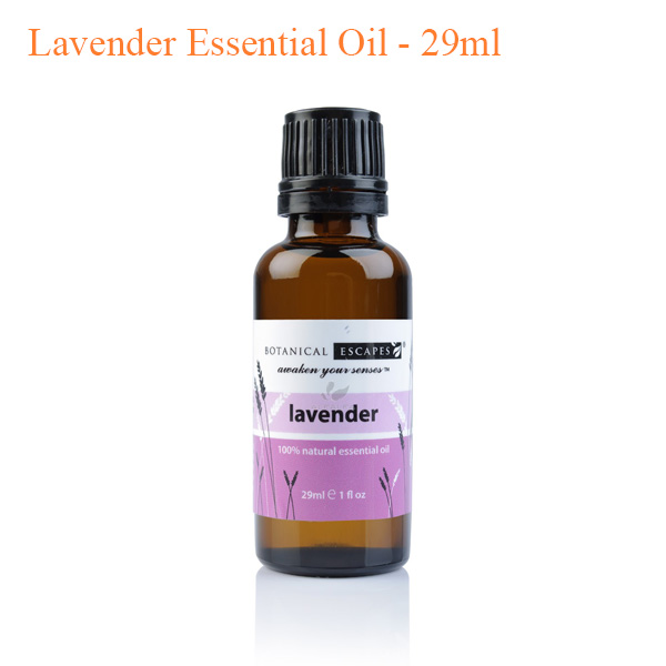 Botanical Escapes Herbal Spa Pedicure – Lavender Essential Oil – 29ml