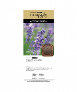 Botanical Escapes Herbal Spa Pedicure – Lavender Flower – Scented Herbs – 1 lb