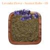 Botanical Escapes Herbal Spa Pedicure – Lavender Flower – Scented Herbs – 1 lb