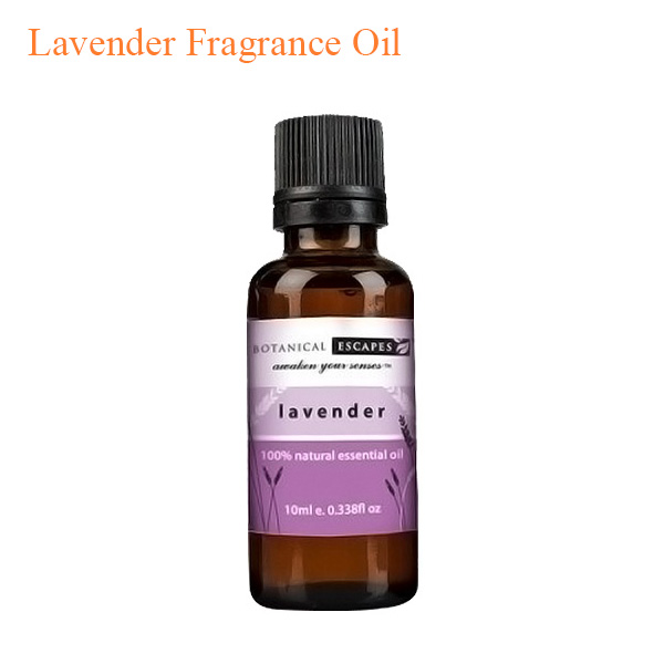 Botanical Escapes Herbal Spa Pedicure – Lavender Fragrance Oil