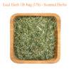 Botanical Escapes Herbal Spa Pedicure – Leaf Herb 1lb bag (US) – Scented Herbs