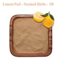 Botanical Escapes Herbal Spa Pedicure – Lemon Peel – Scented Herbs – 1lb