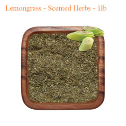 Botanical Escapes Herbal Spa Pedicure – Lemongrass – Scented Herbs – 1lb