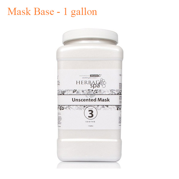 Botanical Escapes Herbal Spa Pedicure – Mask Base – 1 gallon