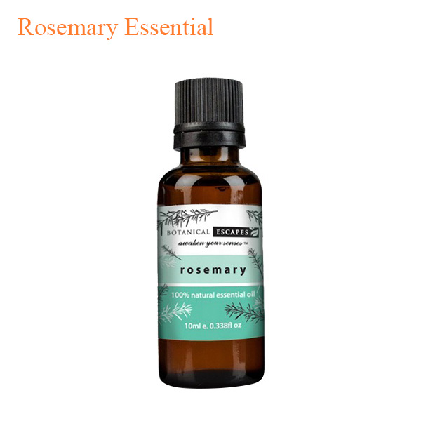 Botanical Escapes Herbal Spa Pedicure – Rosemary Essential