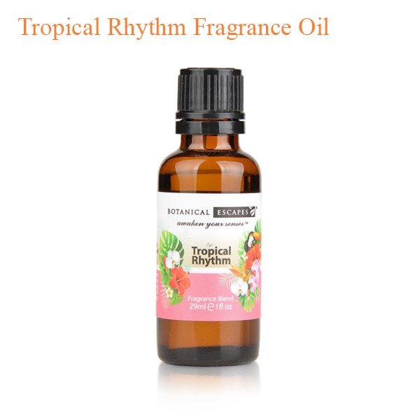 Botanical Escapes Herbal Spa Pedicure – Tropical Rhythm Fragrance Oil