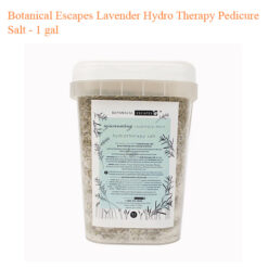 Botanical Escapes Lavender Hydro Therapy Pedicure Salt – 1 gal