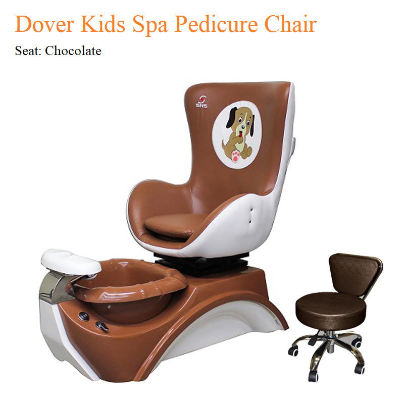 Dover Kids Spa Pedicure Chair with Magnetic Jet