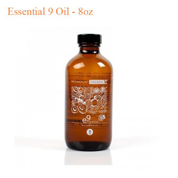 Essential 9 Oil – 8oz