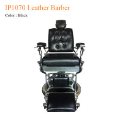 IP1070 Leather Barber Chair