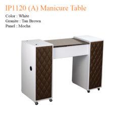 IP1120 A Manicure Table 42 inches 8 247x247 - Equipment nail salon furniture manicure pedicure