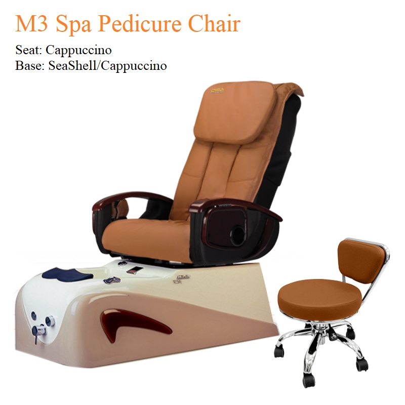 M3 Spa Pedicure Chair with Fully Automatic Massage System