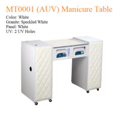 MT0001 AUV Manicure Table – 42 inches 1a 247x247 - Equipment nail salon furniture manicure pedicure