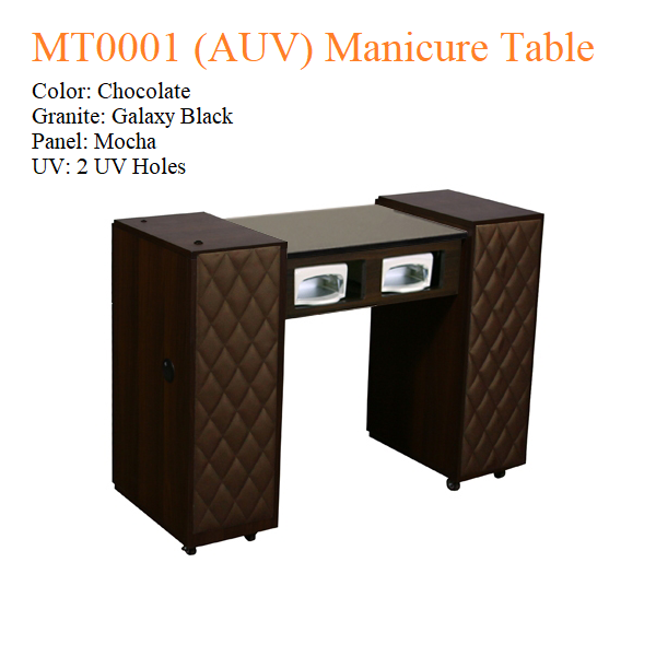 MT0001 (AUV) Manicure Table – 42 inches