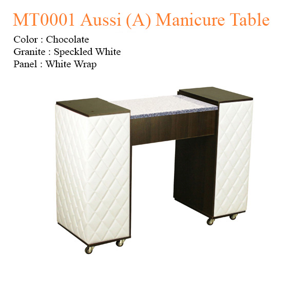 MT0001 Aussi (A) Manicure Table – 42 inches