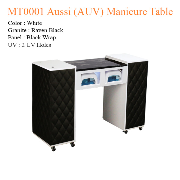 Bàn Nail MT0001 Aussi (AUV) – 42 Inches