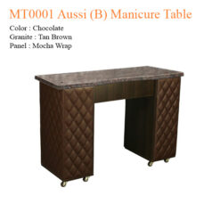 MT0001 Aussi (B) Manicure Table – 42 inches