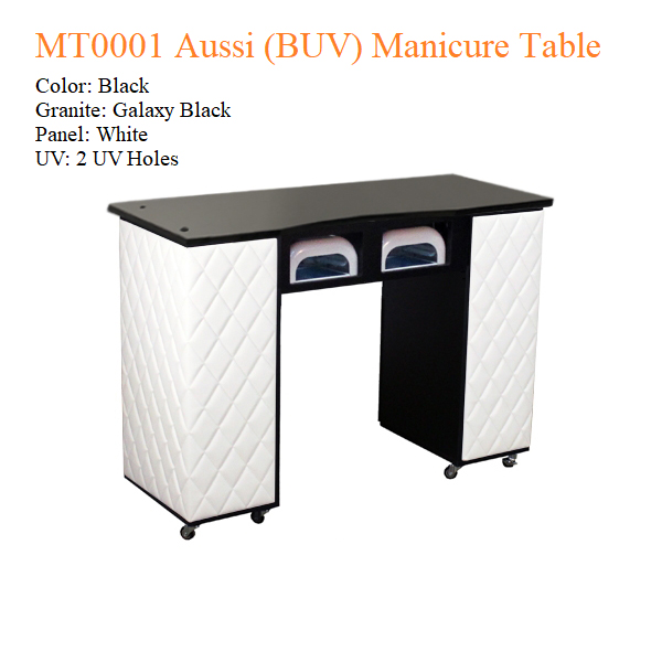 MT0001 Aussi (BUV) Manicure Table – 42 inches