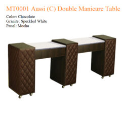 MT0001 Aussi C Double Manicure Table – 74 inches 1a 247x247 - Equipment nail salon furniture manicure pedicure