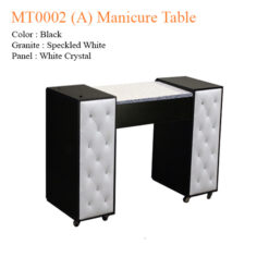 MT0002 (A) Manicure Table – 42 inches