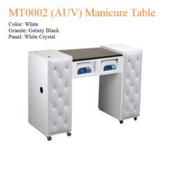 MT0002 (AUV) Manicure Table – 42 inches