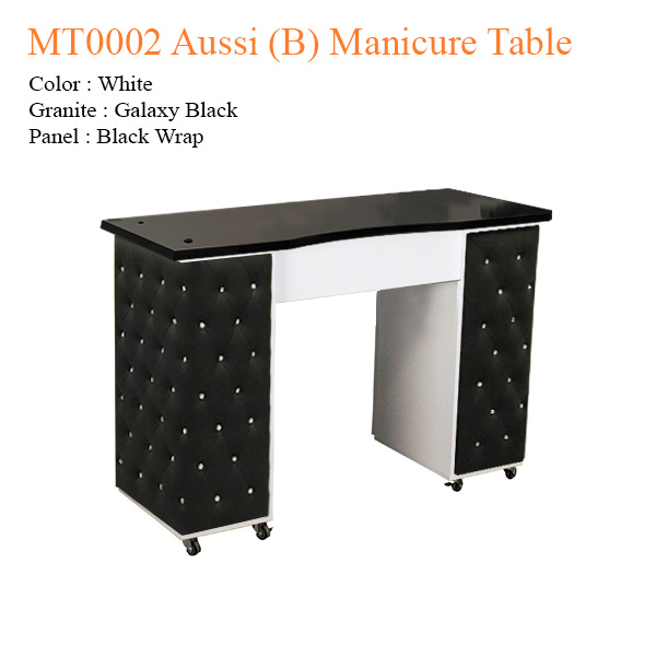MT0002 Aussi (B) Manicure Table – 42 inches