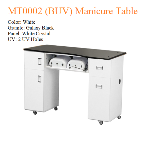 MT0002 (BUV) Manicure Table – 42 inches