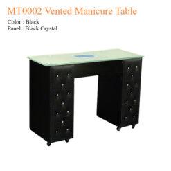 MT0002 Vented Manicure Table – 42 inches 247x247 - Thiết bị đồ nội thất tiệm nail làm móng tay móng chân