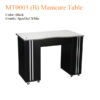 MT0003 (B) Manicure Table – 42 inches