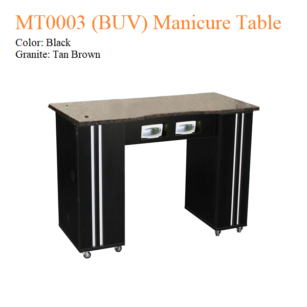 MT0003 (BUV) Manicure Table – 42 inches