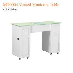 MT0004 Vented Manicure Table 42 inches 247x247 - Equipment nail salon furniture manicure pedicure