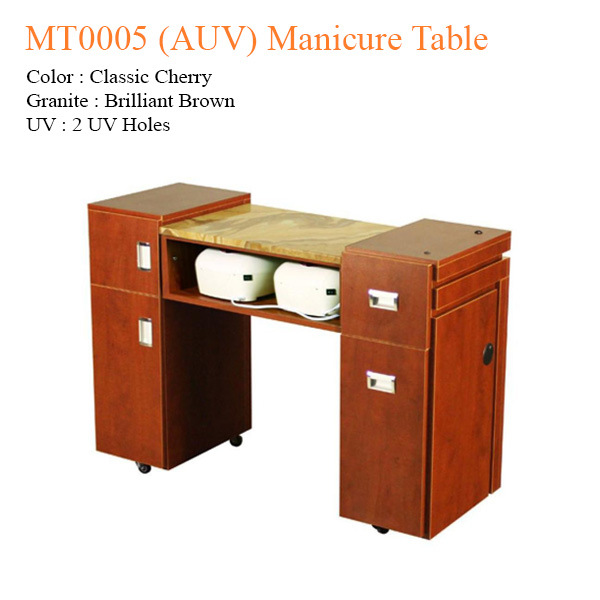 MT0005 (AUV) Manicure Table – 42 inches