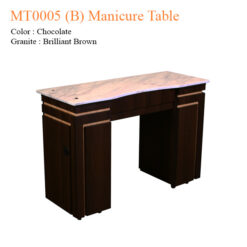MT0005 B Manicure Table 44 inches 0 247x247 - Equipment nail salon furniture manicure pedicure