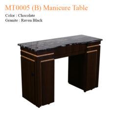 MT0005 B Manicure Table 44 inches 247x247 - Equipment nail salon furniture manicure pedicure
