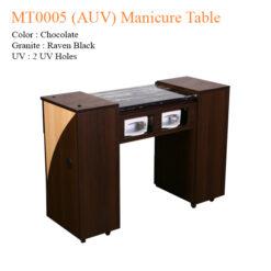 MT0006 AUV Manicure Table 44 inches 247x247 - Equipment nail salon furniture manicure pedicure