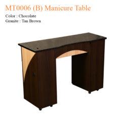 MT0006 B Manicure Table 44 inches 247x247 - Equipment nail salon furniture manicure pedicure