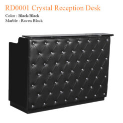 RD0001 Crystal Reception Desk – 60 inches