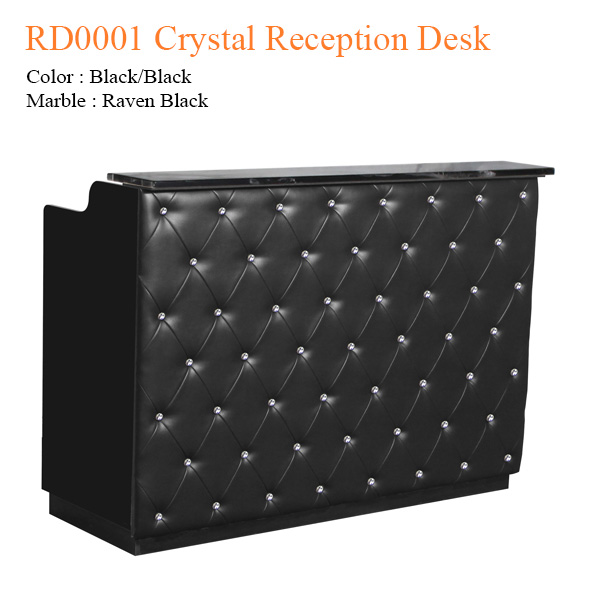 Quầy Tiếp Tân Crystal RD001 – 60 Inches