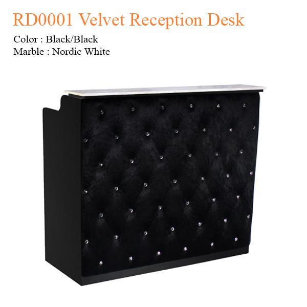 Quầy Tiếp Tân Velvet RD0001 – 48 Inches