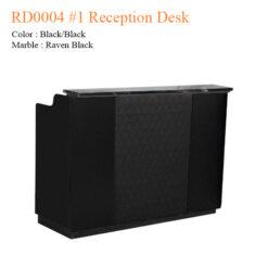 RD0004 #1 Reception Desk – 60 inches
