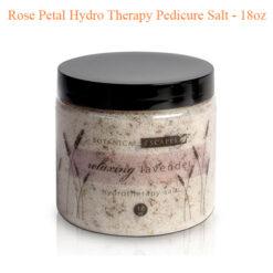 Rose Petal Hydro Therapy Pedicure Salt – 18oz